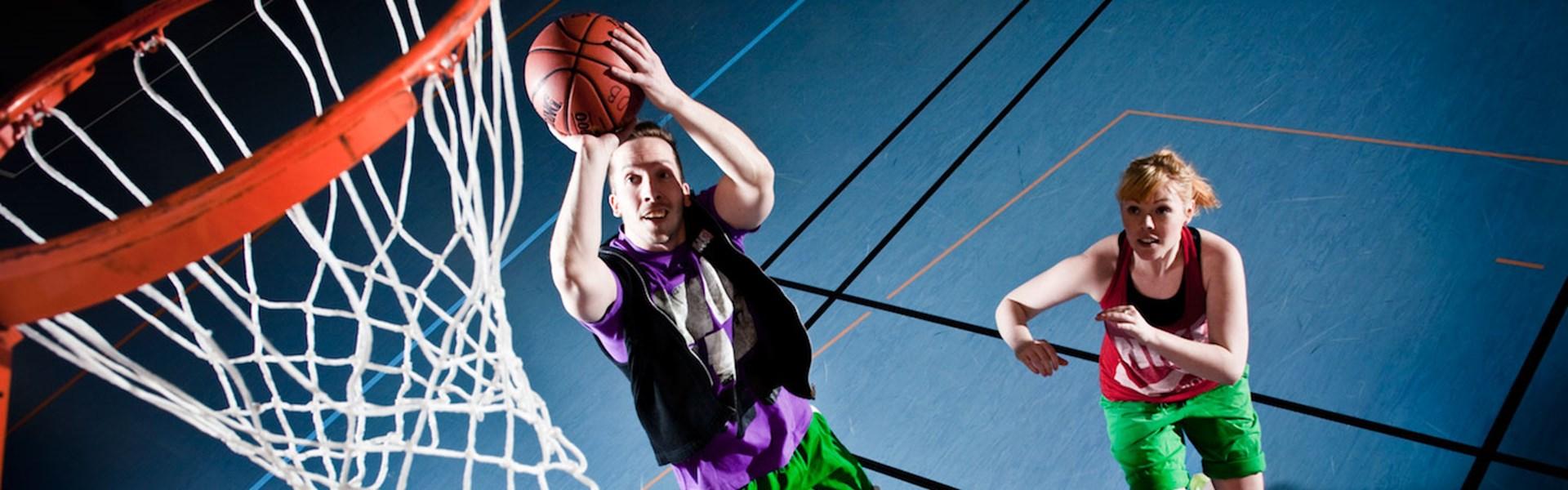 Campus1477 gym i Uppsala - Basket 78896d2f9f8c8