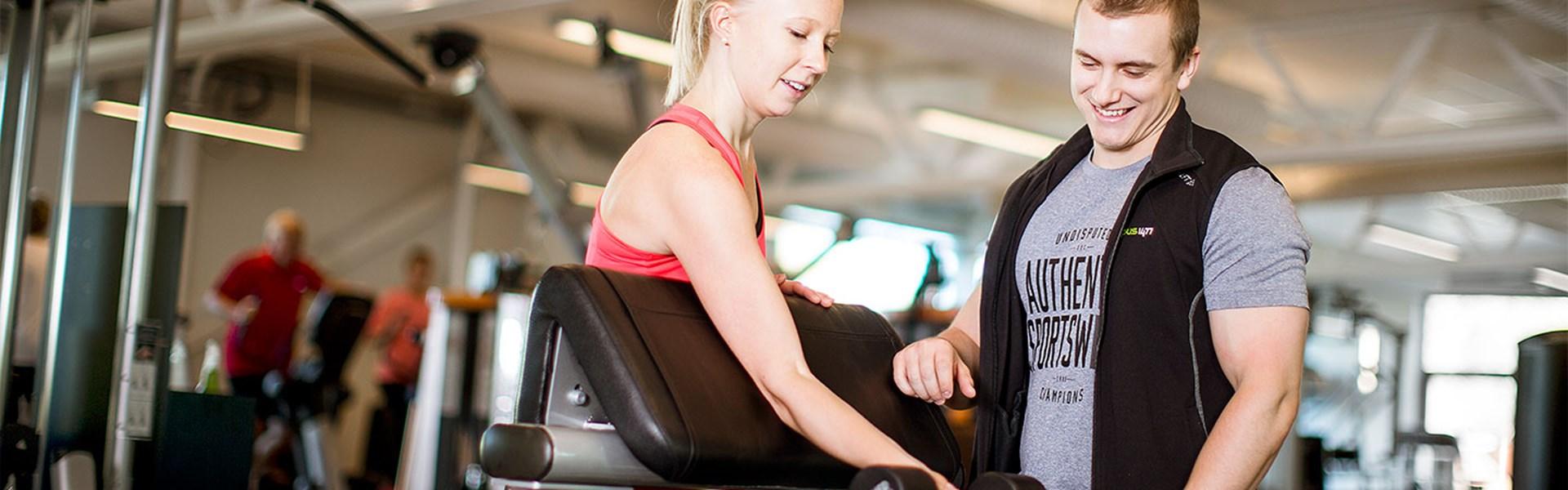 Campus1477 gym i Uppsala - Introduction to the gym 597b32af79a0e