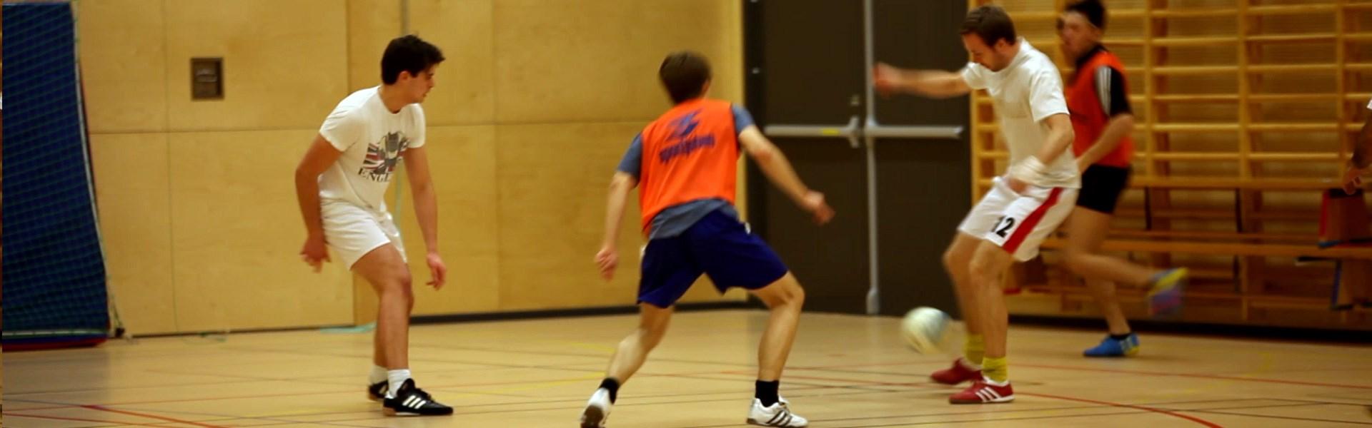 Campus1477 gym i Uppsala - Futsal b3421ffdd9b3b
